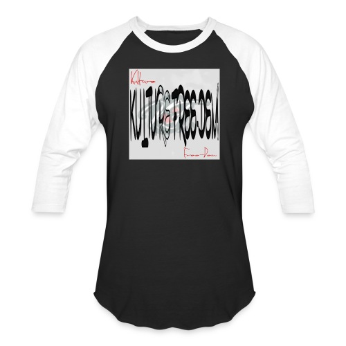 Kulture Freedem signature - Baseball T-Shirt