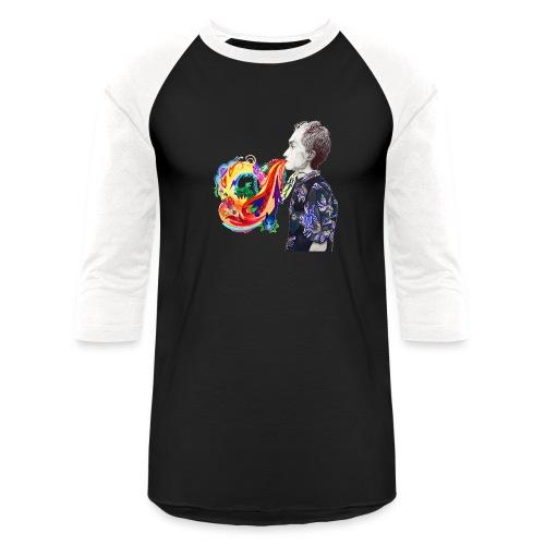 Breathe Cover Art - Baseball T-Shirt