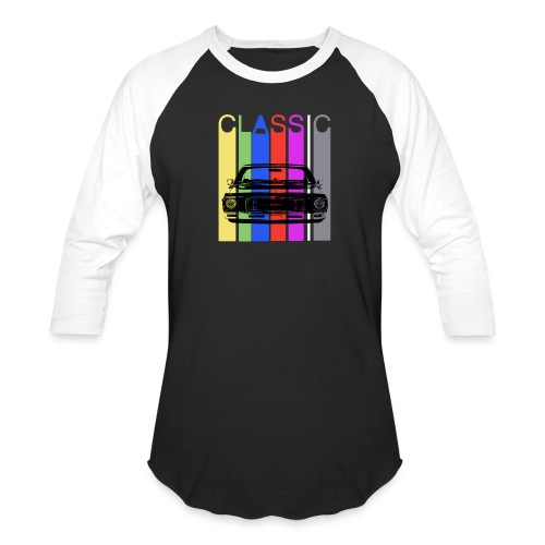 hq classic - Baseball T-Shirt
