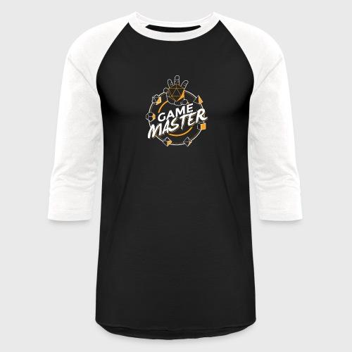 Game Master Dungeon Master - Baseball T-Shirt
