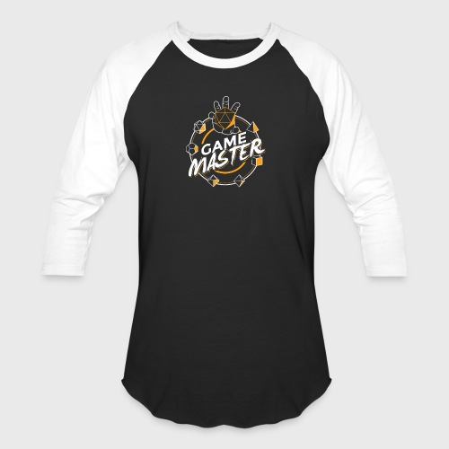 Game Master Dungeon Master - Unisex Baseball T-Shirt
