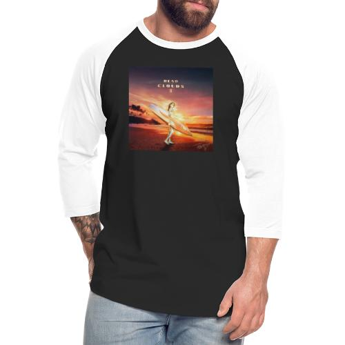 Head In The Clouds II - Unisex Baseball T-Shirt