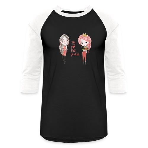 My Little Princess - Unisex Baseball T-Shirt