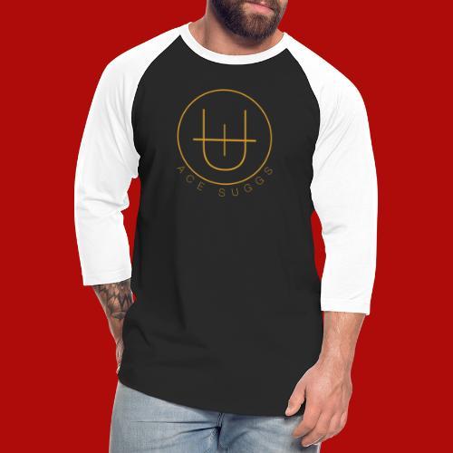 Ace Logo - Unisex Baseball T-Shirt