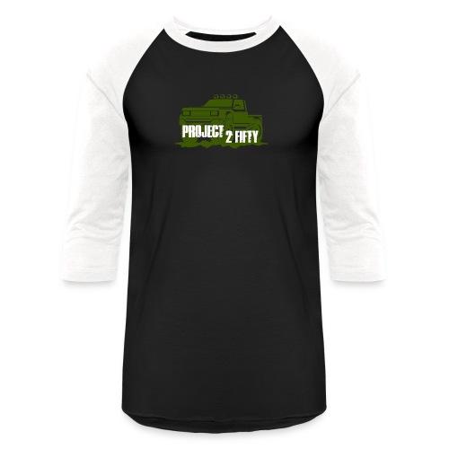 Project 250 - Unisex Baseball T-Shirt