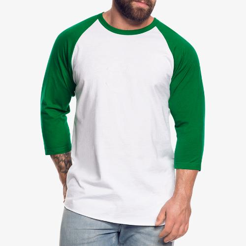 Adventurous Soul Wear for Life's Little Adventures - Unisex Baseball T-Shirt