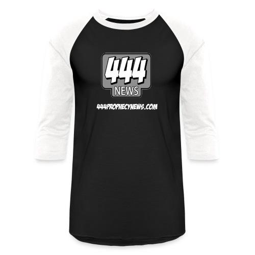 444 Prophecy News - Baseball T-Shirt