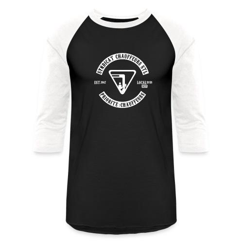 scstl biker logo - Unisex Baseball T-Shirt