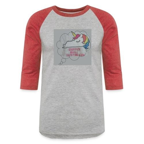 SE Dream Shirt for employees - Unisex Baseball T-Shirt