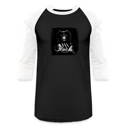 we racks - Unisex Baseball T-Shirt
