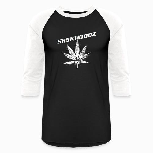 saskhoodz hemp - Unisex Baseball T-Shirt