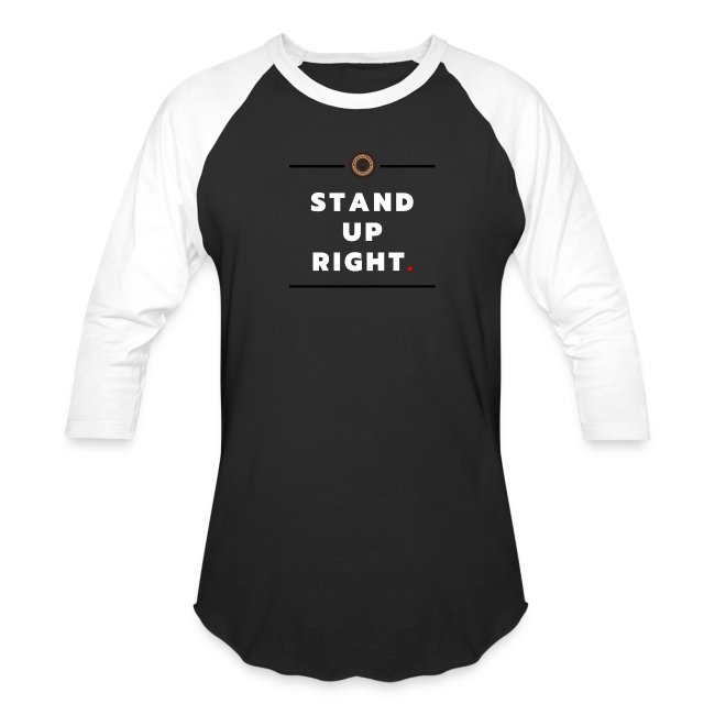 Stand up (White)