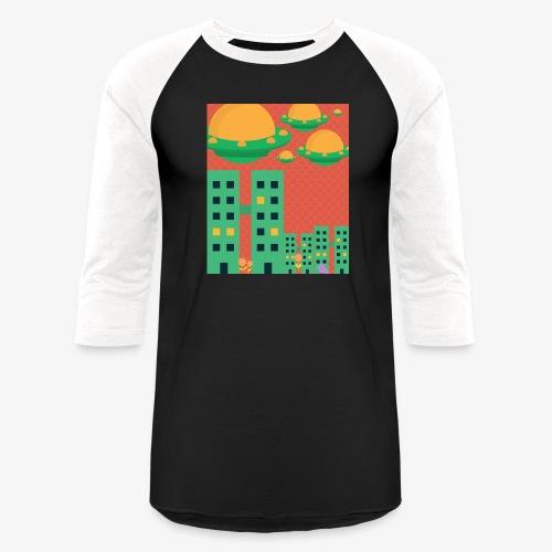 wierd stuff - Baseball T-Shirt