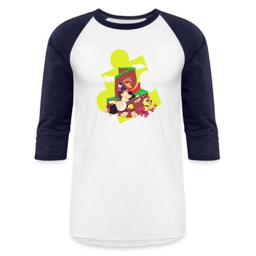 banjo - Baseball T-Shirt