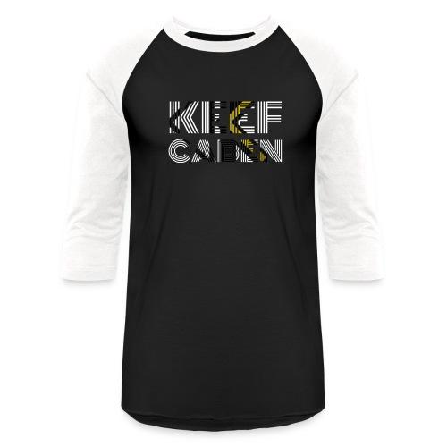 Keef Caben Remix EP Design WHT - Unisex Baseball T-Shirt