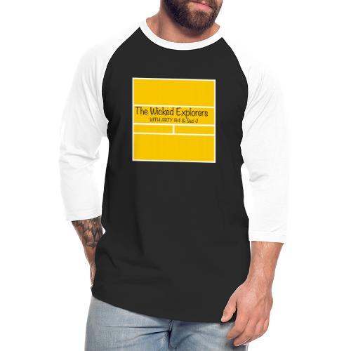 25396217_1474585662658302 - Unisex Baseball T-Shirt