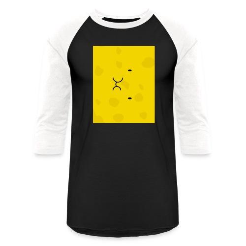 Spongy Case 5x4 - Unisex Baseball T-Shirt