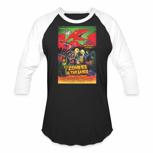 ZOTTSODOD Poster - Baseball T-Shirt
