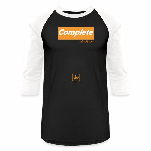 Complete the Square [fbt] - Unisex Baseball T-Shirt
