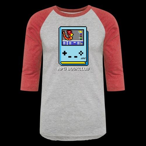 RPG Bookclub Logo - Baseball T-Shirt
