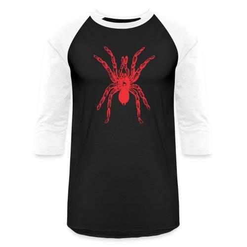 Spider - Unisex Baseball T-Shirt