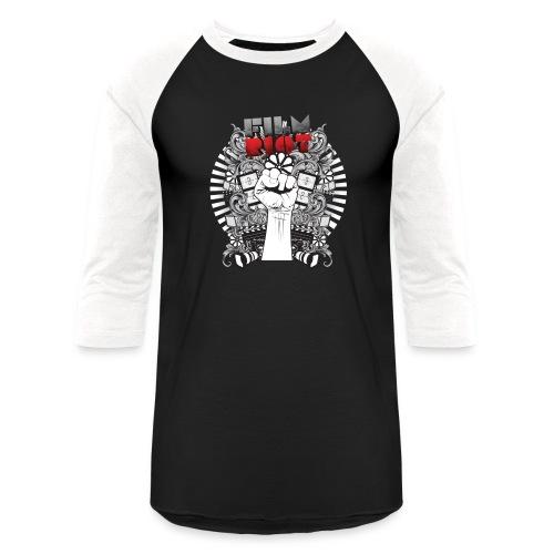 Film Riot - Unisex Baseball T-Shirt