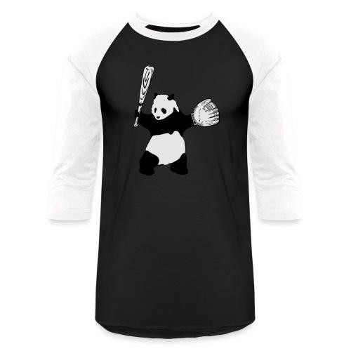 Panda Baseball - Baseball T-Shirt