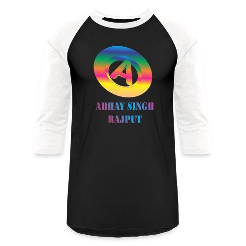 abhay - Unisex Baseball T-Shirt