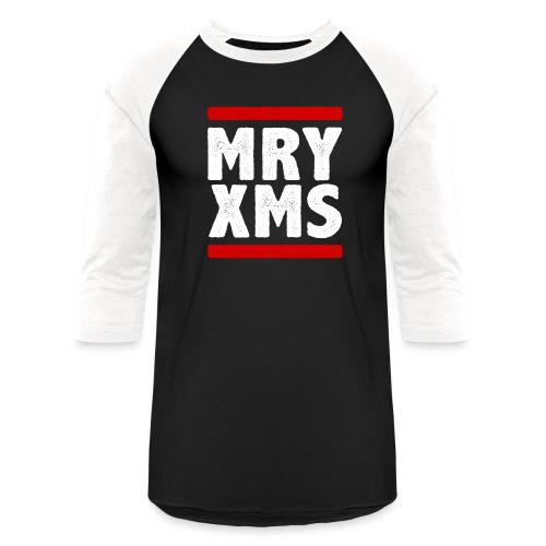 MRY XMS - Baseball T-Shirt