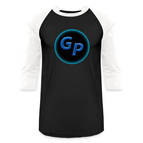 Large Logo Without Panther - Baseball T-Shirt