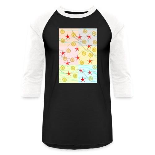 Sweet Hallucination - Unisex Baseball T-Shirt
