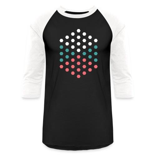 3 01 - Unisex Baseball T-Shirt