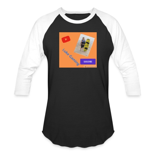 Luke Gaming T-Shirt - Baseball T-Shirt