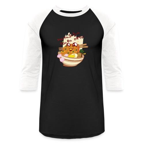 Watashiwa Ramen Desu - Unisex Baseball T-Shirt