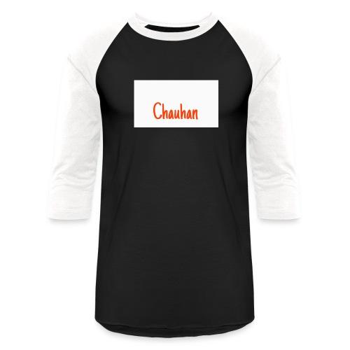 Chauhan - Unisex Baseball T-Shirt