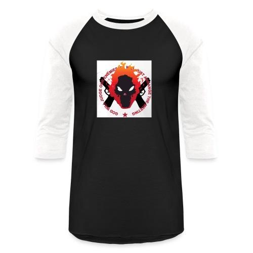 judgement - Unisex Baseball T-Shirt