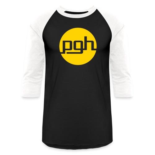 pgh_circle - Unisex Baseball T-Shirt
