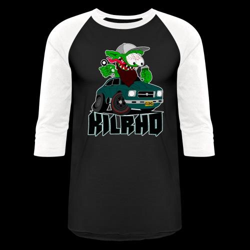 KILRHQ - HQ Kingswood - SBC Streeter Design - Unisex Baseball T-Shirt