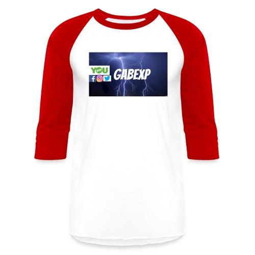 gabexp 1 - Baseball T-Shirt