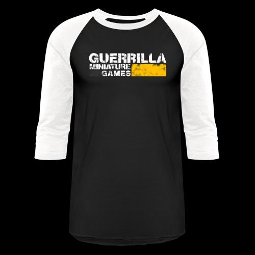 GMG Logo Tee 2 - Baseball T-Shirt