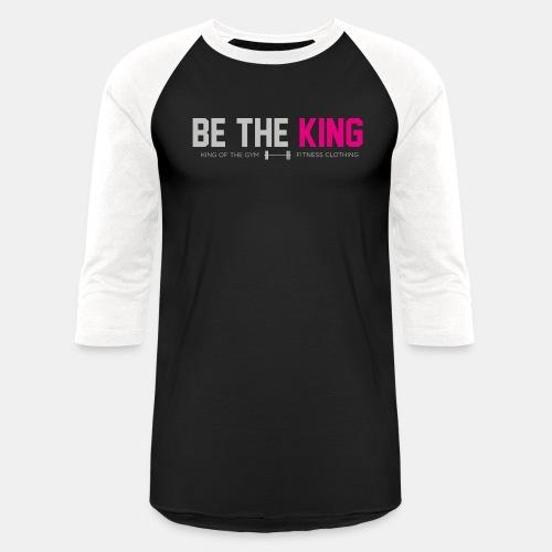 DesignBETHEKING - Unisex Baseball T-Shirt