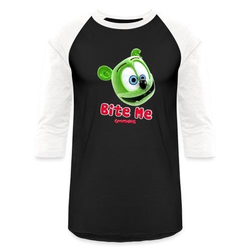 Bite Me - Baseball T-Shirt