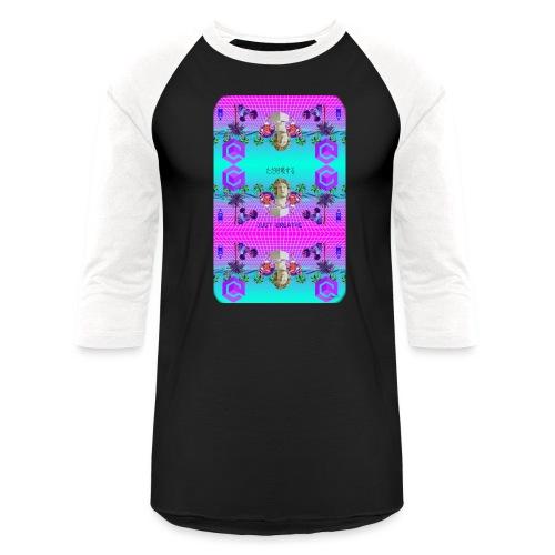 Aesthetisc Design - Unisex Baseball T-Shirt
