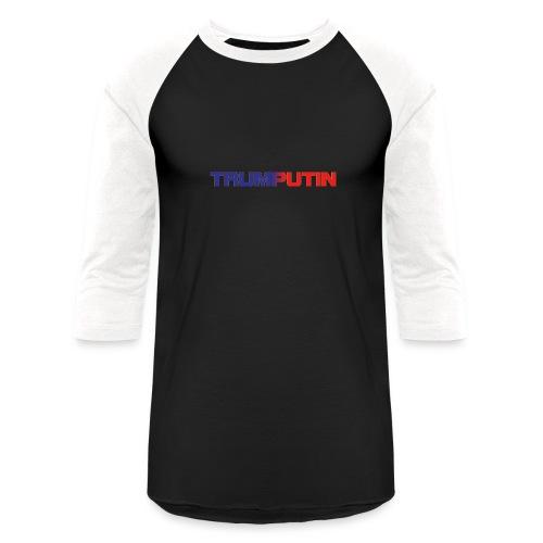 Trumputin - Baseball T-Shirt