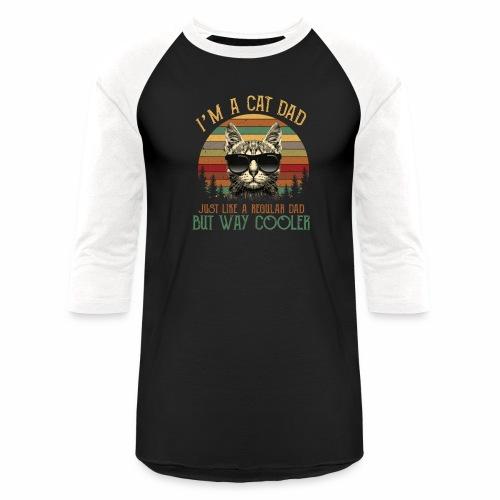 Cat lovers/Cat lover Art/Cat lover Clothing - Baseball T-Shirt