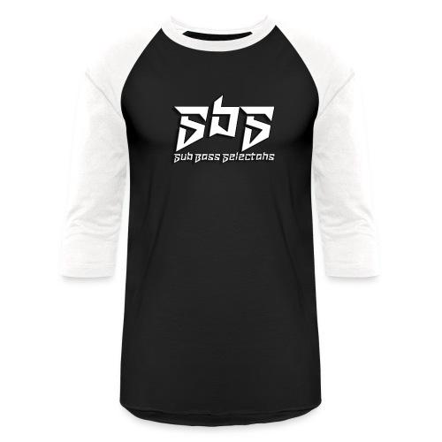 SbS Music White Label - Unisex Baseball T-Shirt