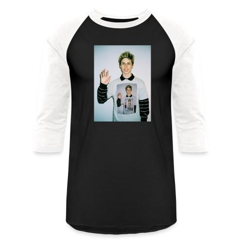 lucas vercetti - Unisex Baseball T-Shirt
