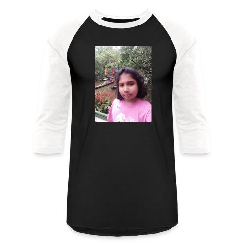 Tanisha - Unisex Baseball T-Shirt