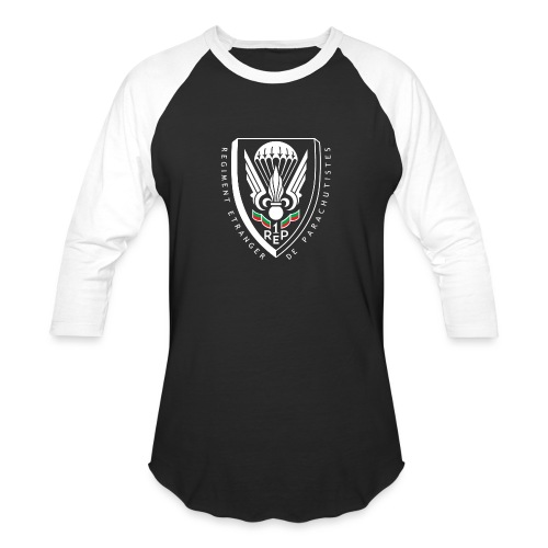 1er REP - Regiment - Badge - Baseball T-Shirt