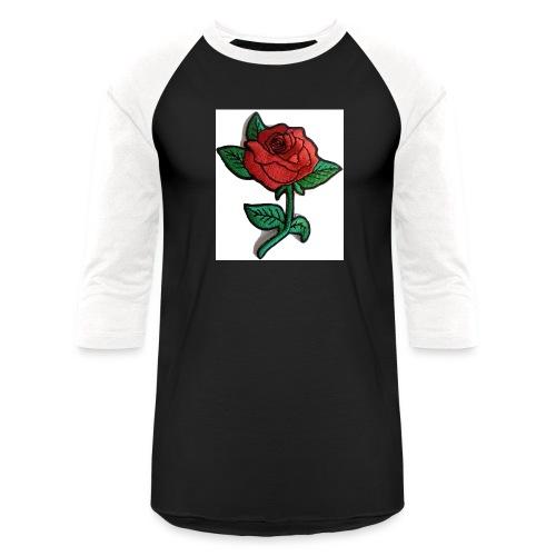 t-shirt roses clothing🌷 - Baseball T-Shirt